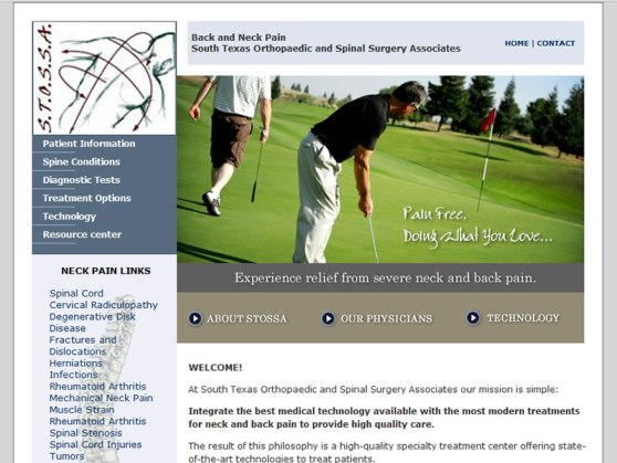 Vail Website Design